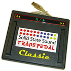Solid State Sound TransPedal Classic Transcription Footpedal, small