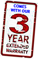 Solid State Sound Extended 3-Year Warranty Logo
