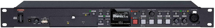 Fostex UR-2 SD Card & USB Recorder
