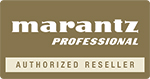 Marantz Professional Authorised Reseller Logo