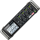 Zoom F4 Portable Field Recorder, small