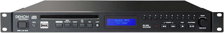 Denon DN-300C CD/USB Media Player