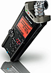 Tascam DR-22WL Portable Handheld Recorder with Wi-Fi, small
