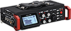 Tascam DR-701D Portable DSLR Audio Field Recorder, small