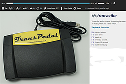 Solid State Sound TransPedal 2015 Transcription Footpedal, small