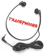 Solid State Sound TransPhones Transcription Headphones, small